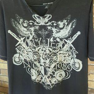 DKNY Black shirt